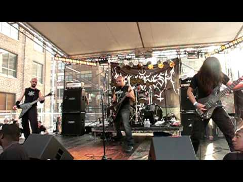 Melechesh - Apkallu Counsel live at Maryland Deathfest