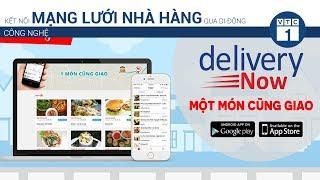 Kết nối mạng lưới nhà hàng qua di động | VTC1