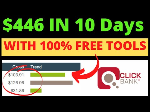 ($400 PER DAY)Best Way To Get Started & Make Money For Beginners : Clickbank 2020