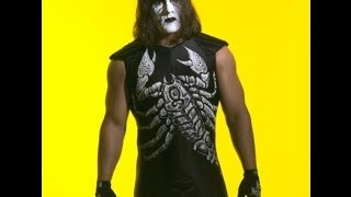 WCW - Sting Crow Theme Cover