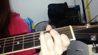 Rest Your Love by The Vamps (How to play / Guitar Cover Acoustic / Karaoke / Instrumental)