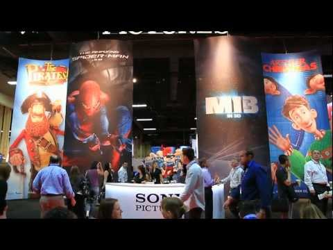 Licensing Expo 2011 Footage