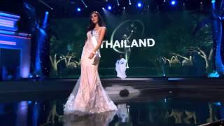 Miss Universe 2014 - Preliminary Competition Thailand