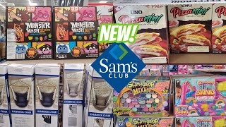 SAM'S CLUB NEW SNACKS & MORE SHOP WITH ME 2021