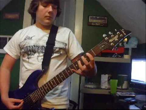 James Trask- Dont Stop Believing cover