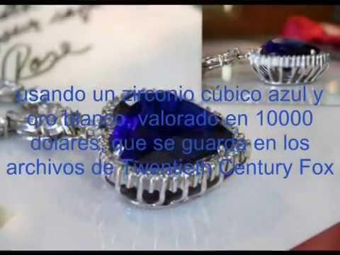 el collar del titanic youtube
