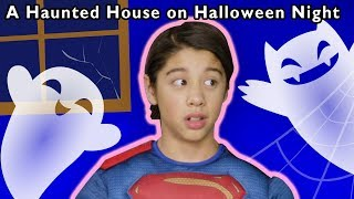 A Haunted House on Halloween Night + More | Mother Goose Club Playhouse Songs & Rhymes