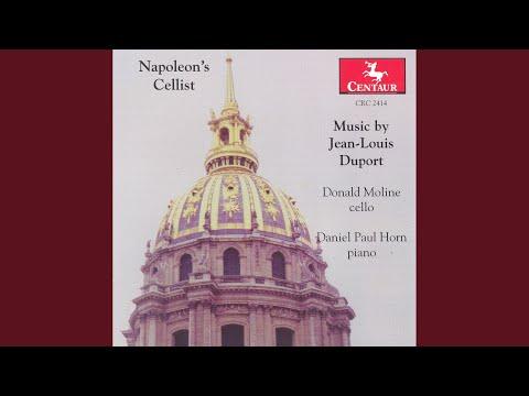 Cello Sonata No. 1 in G Major: I. Allegro moderato