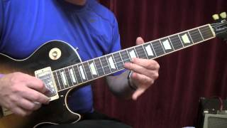 Hotel California-Guitar Solo-Lesson