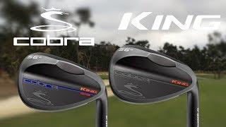 Golf Spotlight 2018 - COBRA KING Black Wedges