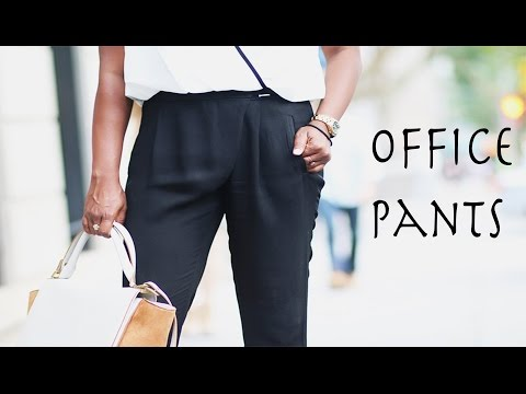 9 to 5 | Best Pants For The Office