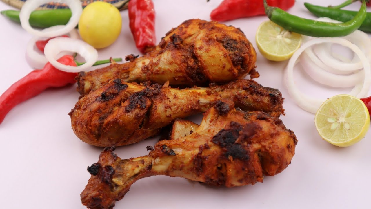 Tandoori Chicken Without Oven By Recipes Of The World