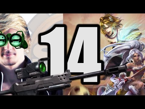 Siv HD - Best Moments #14 - Sniper Deluxe