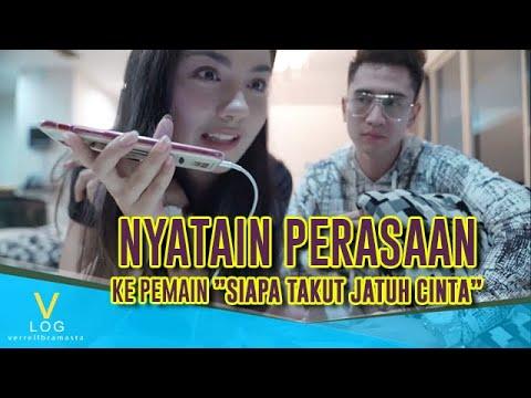 Lagu Video #prank - Prank Call Nyatain Perasaan Ke Pemain Siapa Takut Jatuh Cinta!!! Terbaru