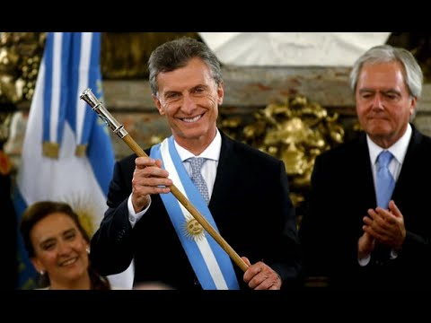 Argentina's New President Promises a 'New Era' of Government