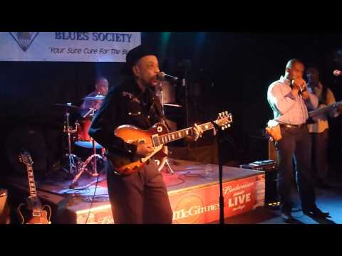 I Called My Baby by John Primer @ DSBS Show March 9 2014