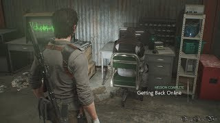 【PS4】The Evil Within 2 - #13 Ch7-2 Getting Back Online Mission(Survival No Damage 100% Collectibles)
