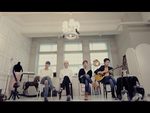 [Acoustic Ver.] BOYFRIEND - 잘 지내더라(You've moved on) (with 안중재)