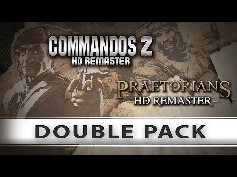 Commandos 2 & Praetorians: HD Remaster Double Pack - Trailer (UK)