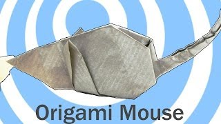 Origami Mouse Instruction