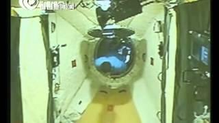 【最新】神舟十号返回地球现场:神舟十号返回舱成功着陆 神十飞天回顾