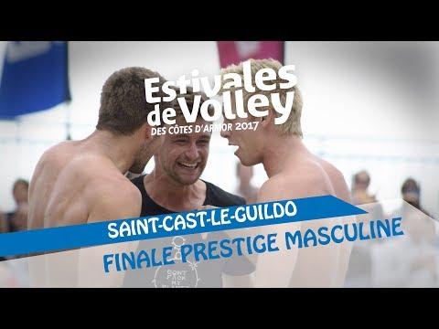 Estivales de Volley 2017 - Saint Cast - Finale Prestige Masculine