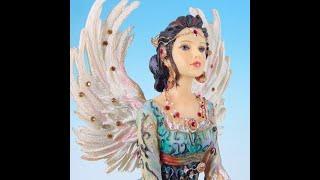 幸せを呼ぶ天使と妖精クリサリスコレクションから、サンクフルネス(Ang...