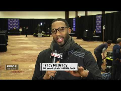 Tracy McGrady is still mad the Lakers got Pau Gasol for Kwame Brown