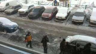 Moscow Съемки фильма