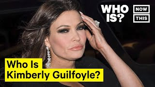 Who Is Kimberly Guilfoyle? Narrated By Pj Evans | Nowthis