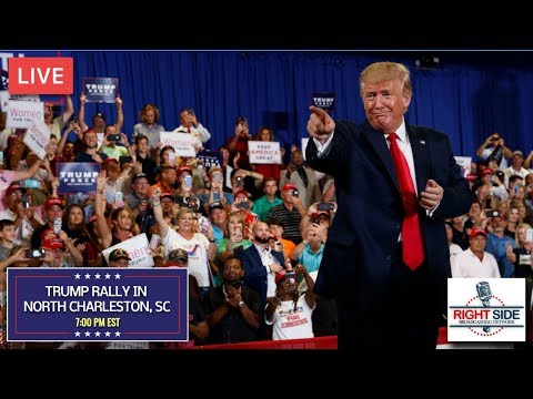 🔴 President Donald Trump Keep America Great Rally LIVE in North Charleston, SC 2/28/20