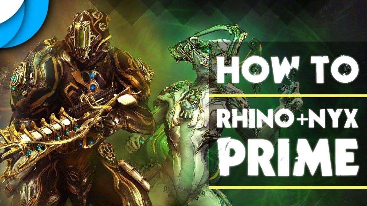 Rhino Prime Relics