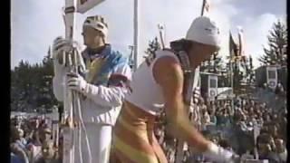 1987 FIS World Alpine Ski Championships - Women