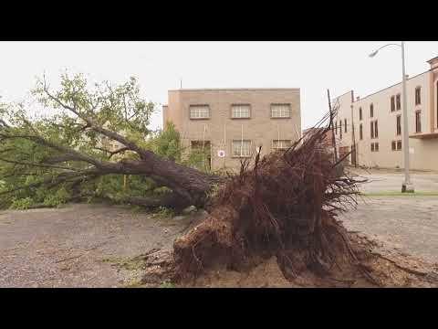 Hurricane Harvey - Victoria Texas - 2017