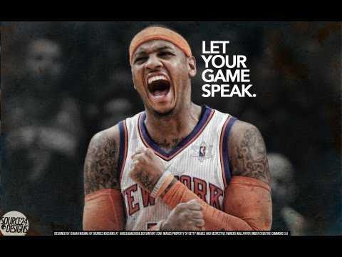 Carmelo Anthony - Levels (Highlight Mix 2012-2013)