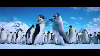 Happy Feet - Official Trailer 2006 [HD]