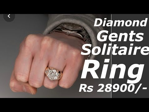 mens-diamond-rings-solitaire-|-diamond-gold-ring-for-men-in-yellow-gold,-white-gold-or-rose-gold