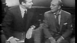 This Is Your Life, Buster Keaton - Part One - Ralph Edwards, Presenter