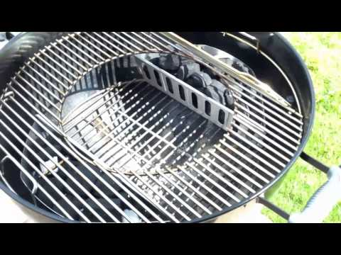 how to cook chicken wings on a weber