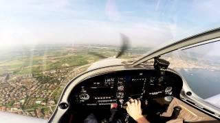 #2 Volo con stallo sul lago con fonia (head-mount) - GoPro Eurostar VDS