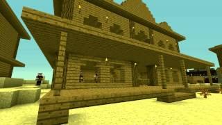 Western Duel - Minecraft Parody