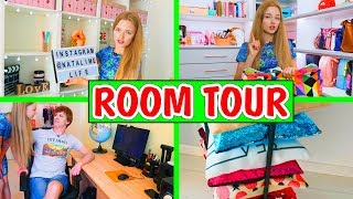 ROOM TOUR 2018 И Съемка для Garnier Fructis Superfood Ната Лайм Моя Комната Рум Тур NataLime