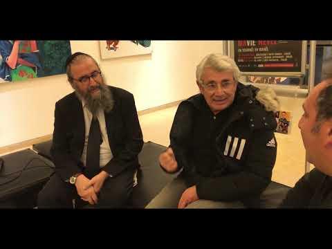 M. BOUJENAH et RAV BENCHETRIT - Discussion entre amis - La premiere