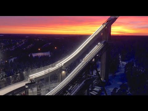 One Year To Go To Lahti2017 FIS Nordic World Ski Championships
