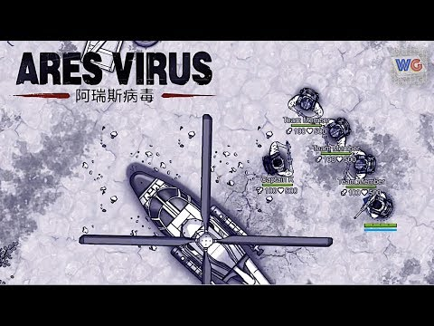 Ares Virus - Android IOS Gameplay