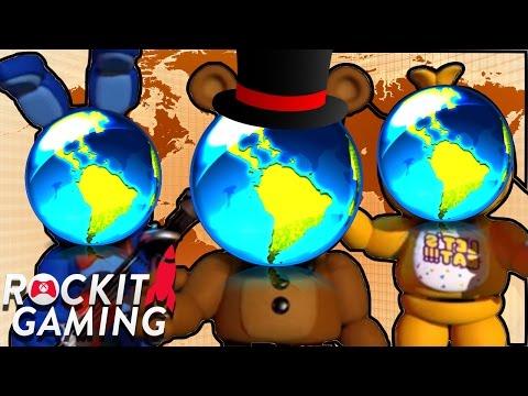 Five Nights at Freddy's World Song | Broken World | Rockit Gaming