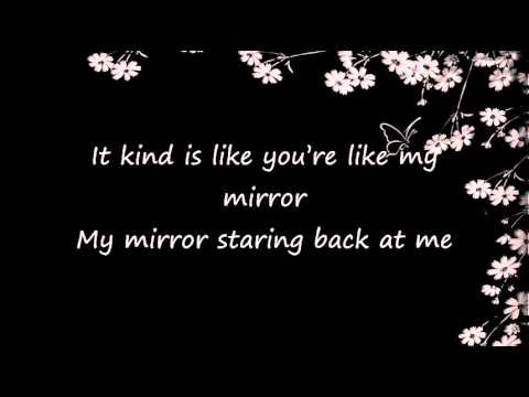 Madilyn bailey mirrors lyrics youtube for Mirror mirror lyrics