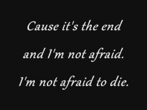 Black Veil Brides - In The End karaoke/instrumental