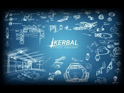 СТРИМ - ВМЕСТЕ ПОКОРЯЕМ КОСМОС в Kerbal Space Program На Русском