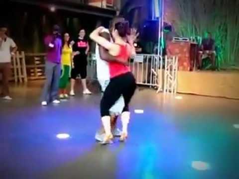Kizomba baile brasileño